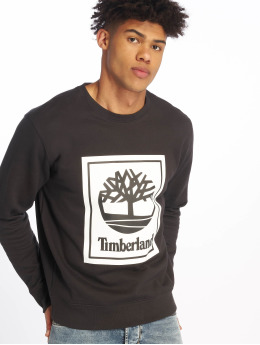Timberland Maglia YCC Stack Logo nero