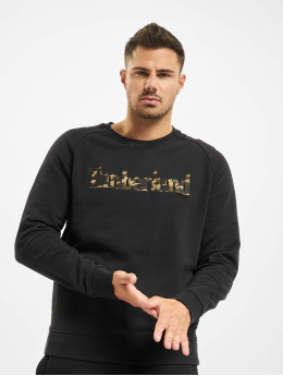 Timberland Maglia Exeter River Logo  nero