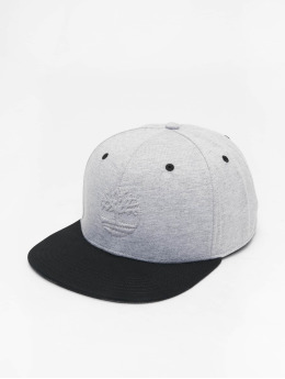 Timberland Snapback Cap SLS Jersey ADJ grey