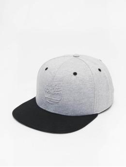 Timberland Snapback Cap SLS Jersey ADJ grigio