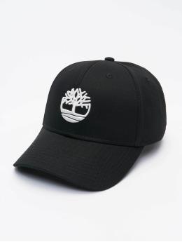 Timberland Snapback Caps Bb Cap W/ 3d čern