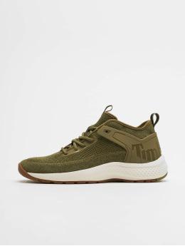 Timberland sneaker Flyroam Sprint Mid ReBOTL olijfgroen