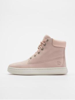Timberland Sneaker Londyn 6 Inch rosa chiaro