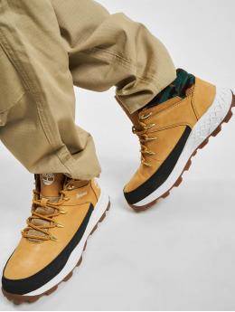 Timberland Sneakers Brooklyn Eurosprint brun
