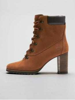 Timberland Støvler-1 Leslie Anne Lace Up brun