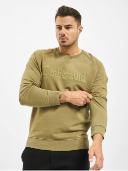 Timberland Sweat & Pull Exeter River Logo olive