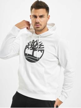 Timberland Sweat capuche Core Logo Bb blanc