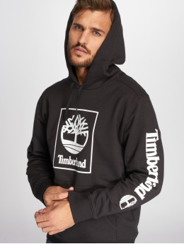 Timberland Sweat capuche SLS Seasonal Logo noir
