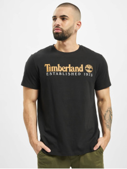 Timberland T-paidat Core Established musta