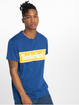 Timberland Männer T-Shirt YCC Cut Sew in blau