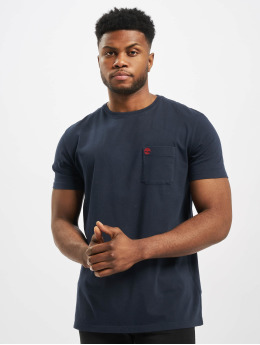 Timberland T-Shirt Dun-River Pocket gray