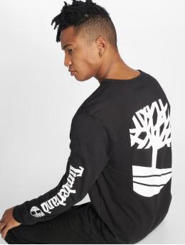 Timberland T-Shirt manches longues SLS Seasonal noir