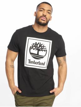 Timberland T-Shirt YCC Stack Logo ECL noir