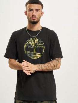 Timberland T-Shirt Ft Tree schwarz