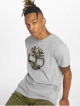 Timberland T-shirts Kennebec River Season grå