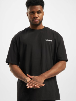 Timberland T-Shirty TFO YC Logo czarny