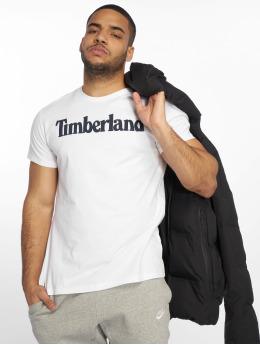 Timberland T-skjorter Brand hvit
