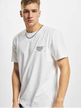 Timberland T-skjorter YC  hvit