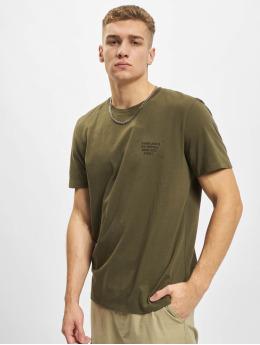 Timberland T-skjorter YC oliven