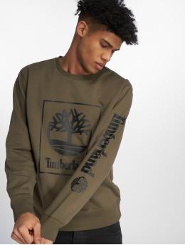 Timberland trui SLS Seasonal olijfgroen