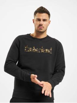 Timberland trui Exeter River Logo  zwart