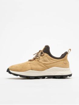 Timberland Vapaa-ajan kengät Brooklyn Lace Oxford beige