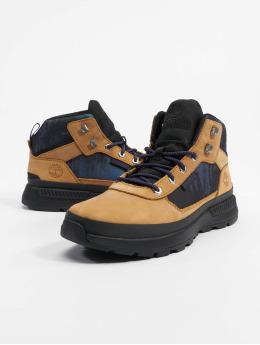 Timberland Vapaa-ajan kengät Field Trekker Mid beige