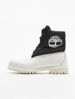 Timberland Vapaa-ajan kengät 6 Inch valkoinen