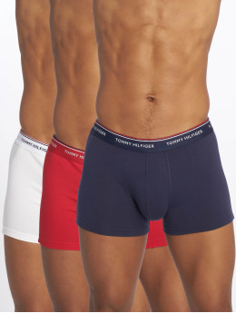 Tommy Hilfiger  Shorts boxeros 3 Pack rojo