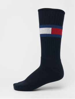 Tommy Hilfiger Dobotex Calcetines Flag 1-Pack  azul