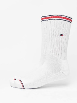 Tommy Hilfiger Dobotex Chaussettes Iconic Sports 2-Pack blanc