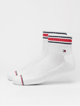 Tommy Hilfiger Dobotex Ponožky Iconic Sports 2-Pack bílý
