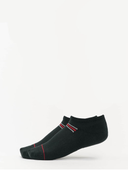 Tommy Hilfiger Dobotex Socken Iconic Sport 2P schwarz