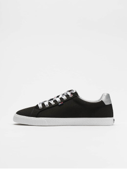 Tommy Jeans Baskets Casual noir