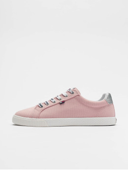 Tommy Jeans Baskets Casual rose