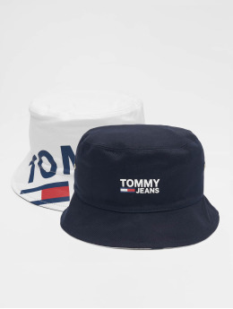Tommy Jeans Chapeau Logo  blanc