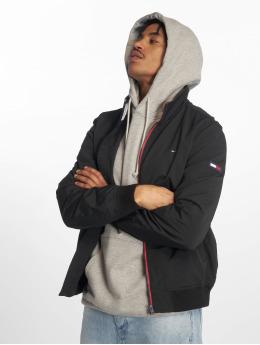 Tommy Jeans Chaqueta de entretiempo Essential Casual negro