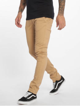 Tommy Jeans Chinot Kangashousut Essential beige a9cb7d75a2
