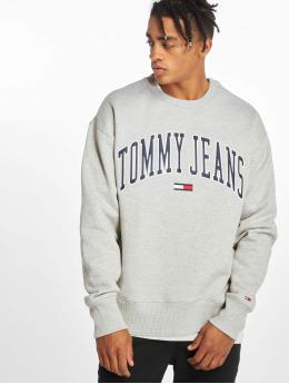 Tommy Jeans Gensre Clean Collegiate grå