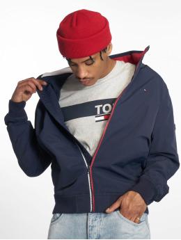 Tommy Jeans Giacca Mezza Stagione Essential blu