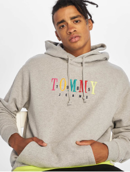 Tommy Jeans Hoody Graphic  grau