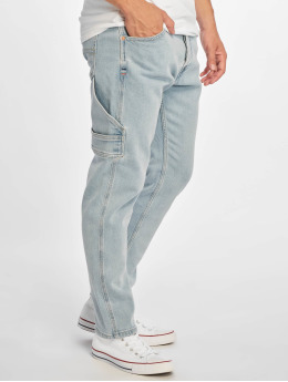 Tommy Jeans Jean coupe droite Tapered Carpenter TJ 2003 bleu