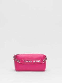 Tommy Jeans Laukut ja treenikassit Femme Crossover Bag vaaleanpunainen