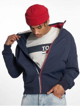 Tommy Jeans Overgangsjakker Essential blå