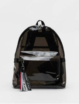 Tommy Jeans Plecaki Logo Tape Tran  czarny