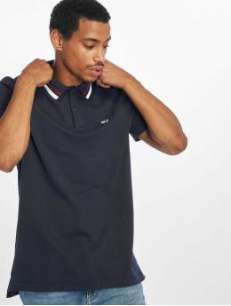 Tommy Jeans Poloshirt Classics Stretch blau