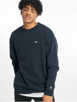 Tommy Jeans Pullover Classics blau