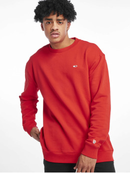 Tommy Jeans Classics Sweatshirt Flame Scarlet