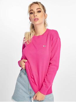 Tommy Jeans Pulóvre Classics pink