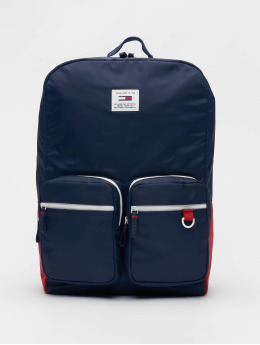 Tommy Jeans Rucksack Urban Tech Square blau